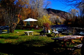 Private Island on The Roaring Fork