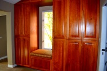 Extra Storage in the Master Suite