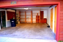 Spacious 2-Car Garage